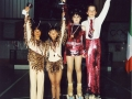 Campionati Reg.FIHP-FVG argento per la coppia Marisa De Pol e Marvin Acosta 2001