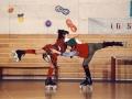 Saggio galà New Skate Pasiano di Pn Coppia Danza Marisa De Pol e Marvin Acosta 2001