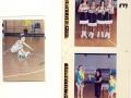 Saggio Galà New Skate a Pasiano di PN 2002 in alto gruppo adulti  Serena, Mara, Marica, e Antonella sotto premiazione Anna in parte Pamela Maronese