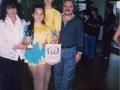 2° Trofeo Intern. Solo Dance Roncadelle BS - Ott. in foto sda sn Albertina Arianna Shamira e Giuseppe