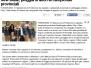 Articolo del New Skate nel messaggero veneto di Pordenone del 12 aprile 2014