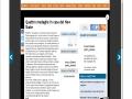 Articolo new skate gazettino di PN sabato 28 giugno 2014