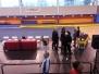 Cerimonia premiazione per il New Skate 8 dicembre 2014 al Palazzetto dello Sport di Brugnera (PN)
