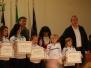Cerimonia premiazione sala giunta Comune di Pasiano di Pordenone 05 dicembre 2013