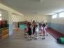 Giocare sui pattini alla Scuola d'Infanzia di Francenigo TV il 23 Giugno 2017