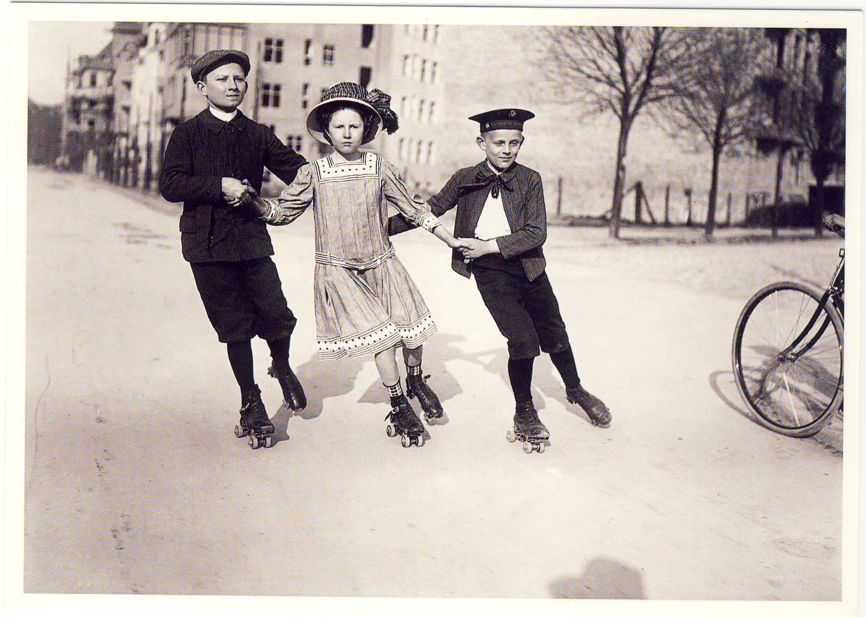 Foto storica Bewegte Jugend Berlin - Friedenau 1910